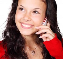 girl contact