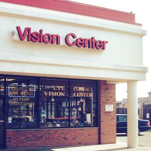 Newark Vision Center Exterior